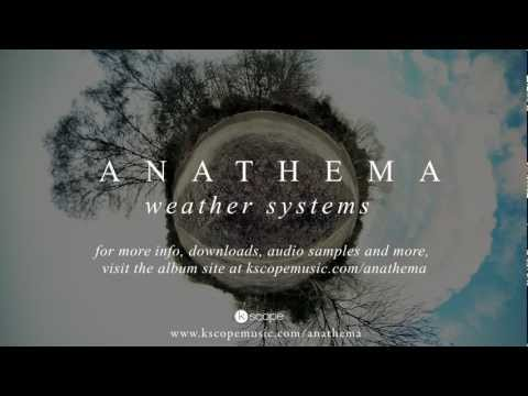 Anathema - in the studio recording Weather Systems