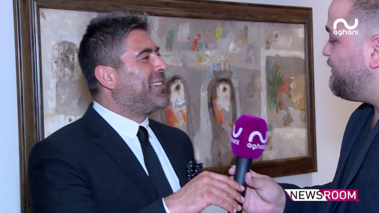 والد وائل كفوري يبكي تأثّرا.. ويصرّح: فخور بوائل جدا وأبناء زحلة