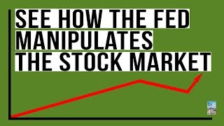 THIS Is How the Fed Manipulates the Stock Market Still in 2018! Look How Obvious!