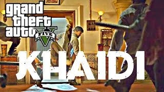 Khaidi No 150 Official Teaser | GTA 5 Remake | Mega Star Chiranjeevi| Remix