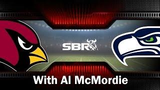 Arizona Cardinals vs Seattle Seahawks NFL Picks Week 12 Betting Preview w/ Al McMordie, Loshak