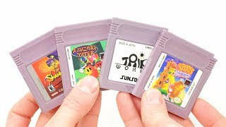 The MOST Expensive GameBoy Games Are...