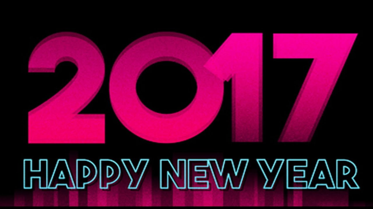 Happy New Year 2017 Wishes Video DownloadWhatsapp Videosongcountdown Wallpaperanimation 4