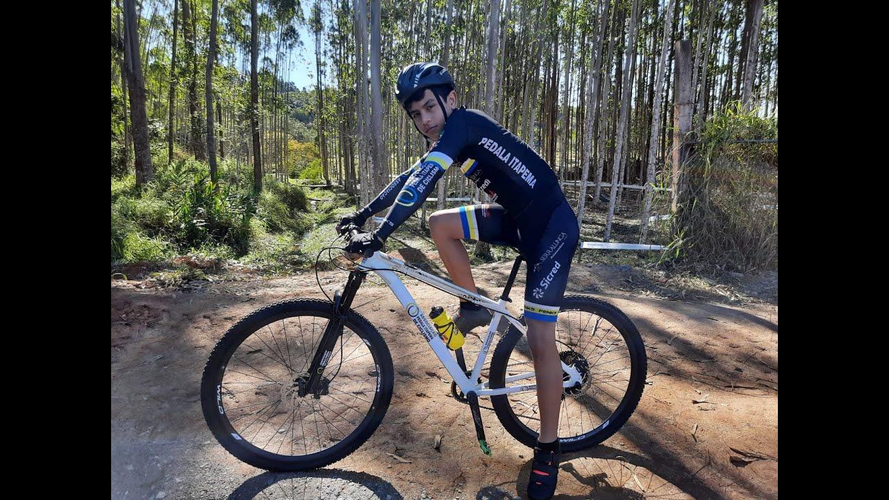 Pedala Itapema, Viabiliza Bike para Jovem Treinar e Competir