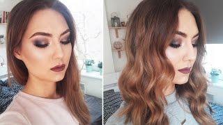 Pełne objętości LOKI | Curly Hair Routine