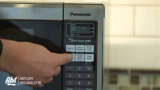 Panasonic Stainless Steel Countertop Microwave Oven NN-SN661S - Overview