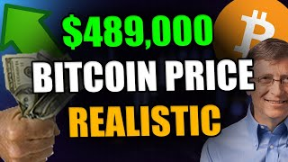 Why Bitcoin Reaching $489,000 Is REALISTIC - Bitcoin Price 2020 - Cryptocurrency news
