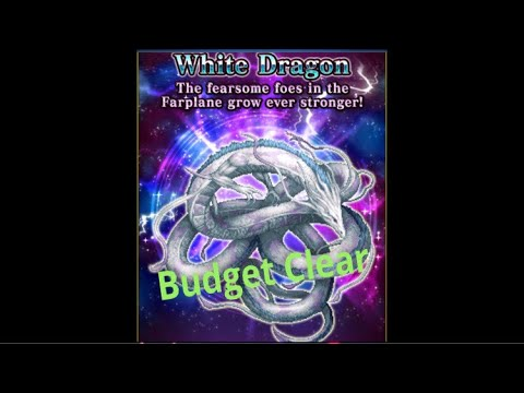FFBE: Scorn of the White Dragon | All Missions | Free TMRs and Units only