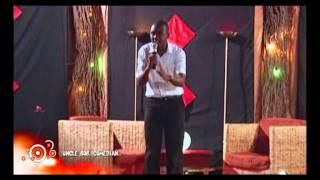 Poor Bob The Ugandan Comedian at Pablo Live Show