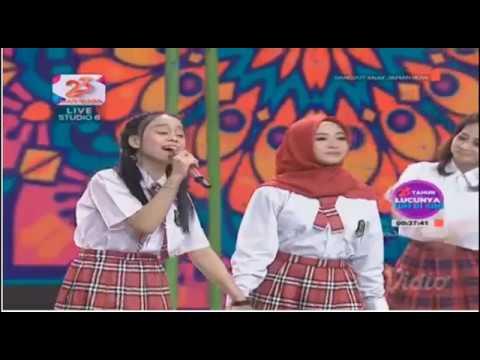 Lesti Feat Ega - Zapin Melayu - Konser Dangdut Zaman Now Indosiar