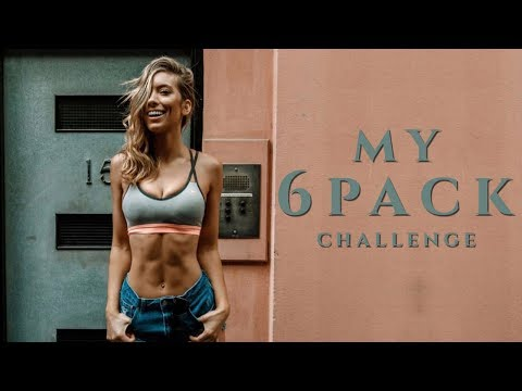 MY 6 PACK AB ROUTINE | 10 mins | DAY 1- CHALLENGE 1