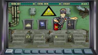 видео Девушки в игровых автоматах - лучшая тематика для азартных игр