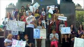 CZECH HALLYU WAVE 2012 - Praque - VIPs sing Happy Birthday to G-Dragon