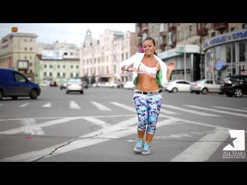 Stylo G Feat WarninG - More Ganja.Reggae DanceHall  By Vika. школа танцев All Stars.