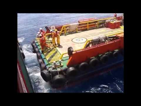 Offshore Boat Transfer