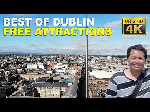 Best of Dublin (4K) - Spire, Museum of National History, Archaeology, Botanic Gardens, Phoenix Park