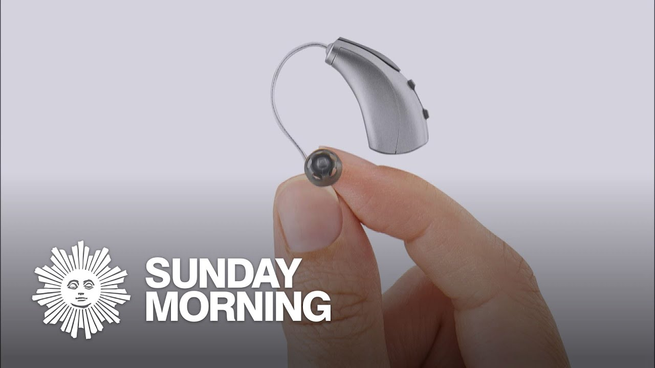 Big Changes Ahead In World Of Hearing Aids Cbs Sunday Morning