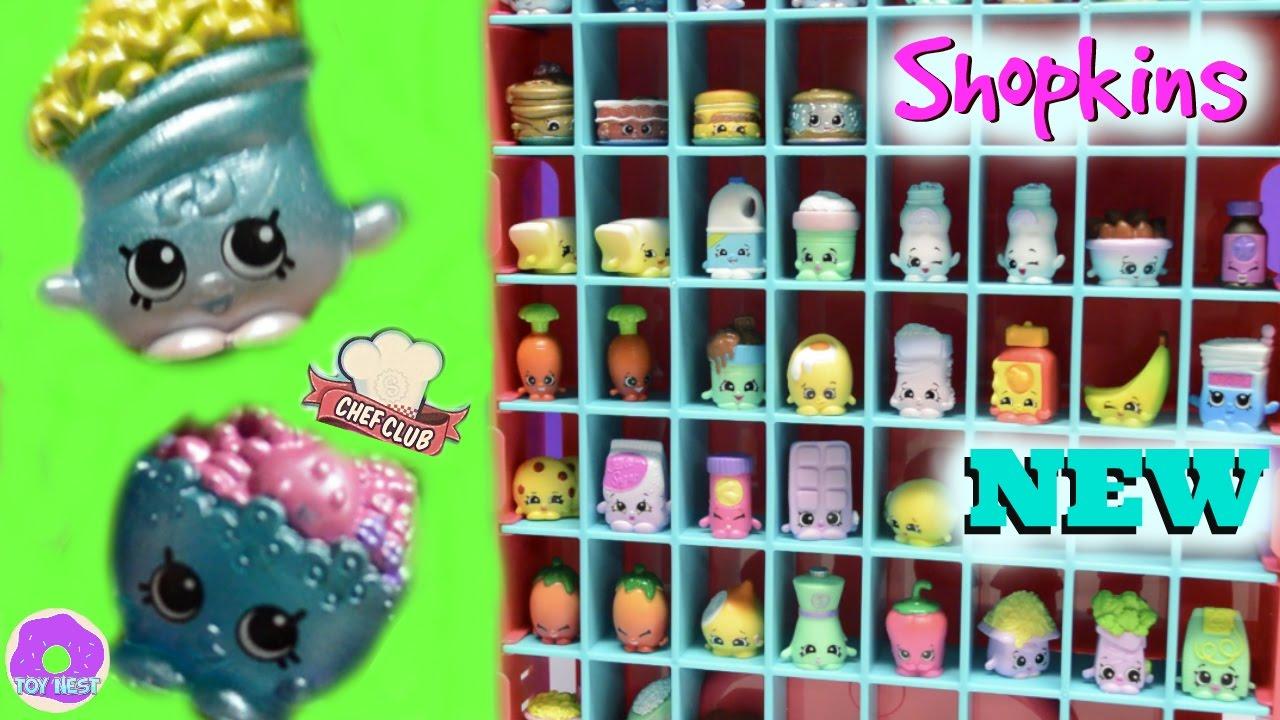 Shopkins chef Club Lot de 12 Shopkins saison 6 LIMITED saison Children/'s Set