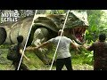 JOURNEY 2: THE MYSTERIOUS ISLAND - VFX Breakdown by MPC (2012)
