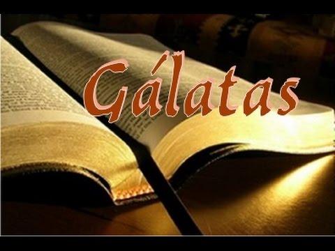Libro de Gálatas. Análisis historia. - YouTube