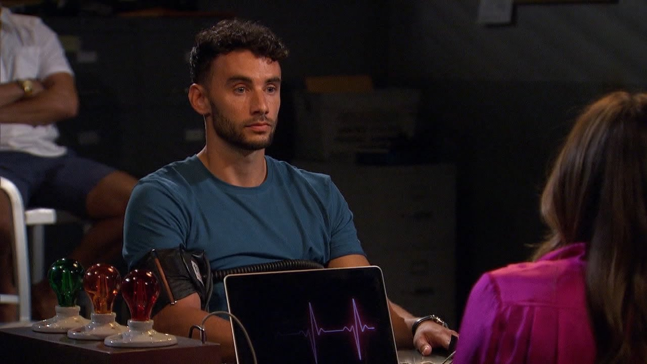 The Bachelorette Lie Detector Test - The Bachelorette - YouTube