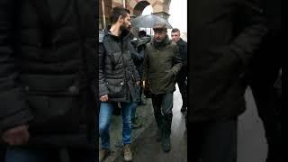 Savo Milošević stigao na Novo groblje - 22.02.2019.