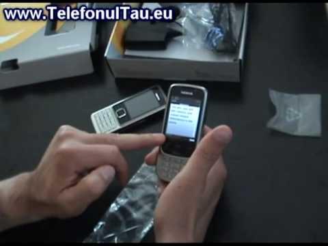 Nokia 6303 Classic review ( in Romana )