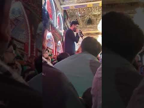 Kazim Ukka | HARAM HAZRAT ABBAS (A.S.), KARBALA | Live Salaam