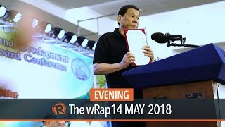 Duterte skips first barangay elections under his presidency