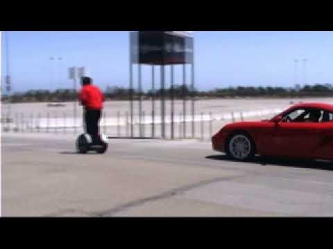 Noel vs Porsche Cayman