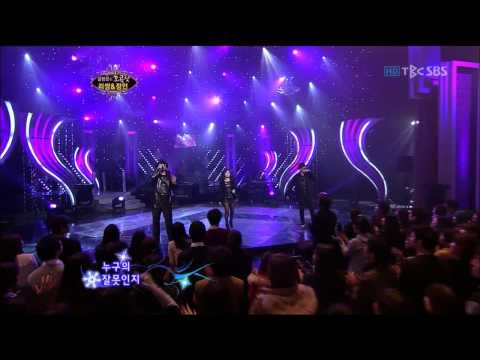 110320 SKJECH Leessang feat. JungIn - Girl That Can't Break Up, Guy That Can't Leave