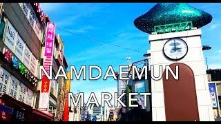 Seoul Trip 2018: Namdaemun Market