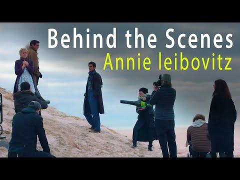 Angels In America Photoshoot For Vogue Magazine - Annie Leibovitz