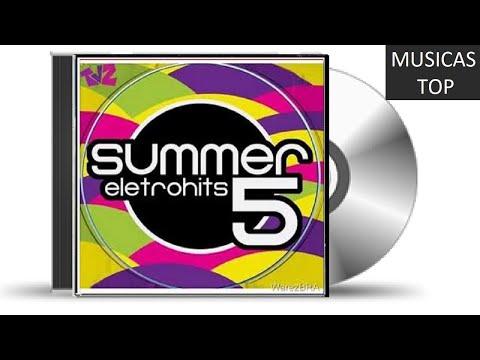 cd summer eletrohits 5 para