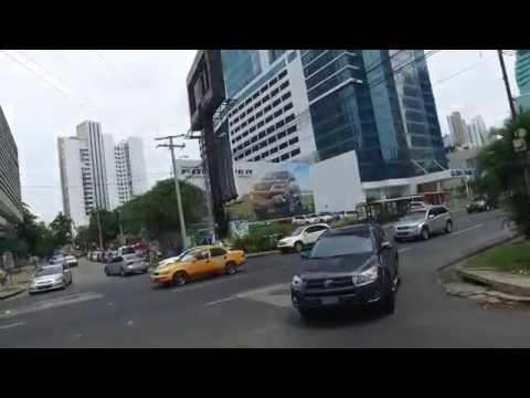 Walking around Downtown Panama 2 July 2016