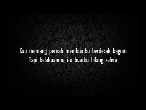 D'Masiv - Sebelah Mata (lirik)