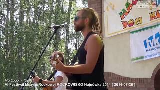 """NO LOGO """"Upał""""  VI FMR Rockowisko Hajnówka 2014"""
