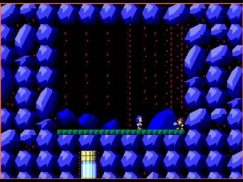 Silver Sonic 2 Sprite