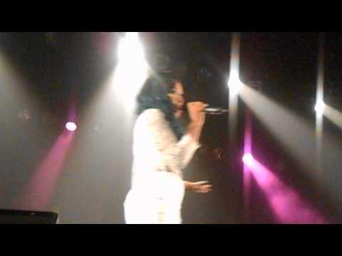 Lylah ♫♪Un Homme Vrai♫♪ [concert femmes fatales 2014] Martinique