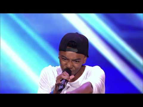 Josh Levi    Come and Get It    THE X FACTOR USA 2013