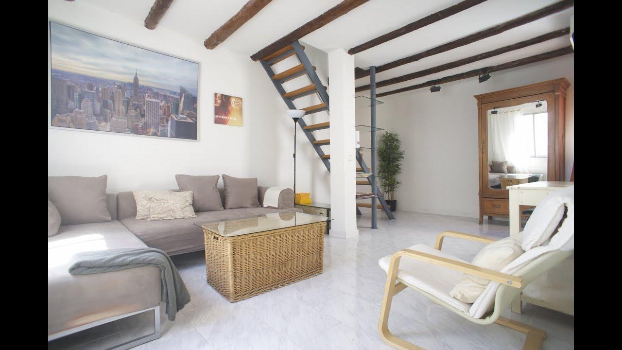 M 41 00488 alquiler piso d plex amueblado en madrid 2 dormitorios barrio salamanca - Alquiler piso barrio salamanca ...