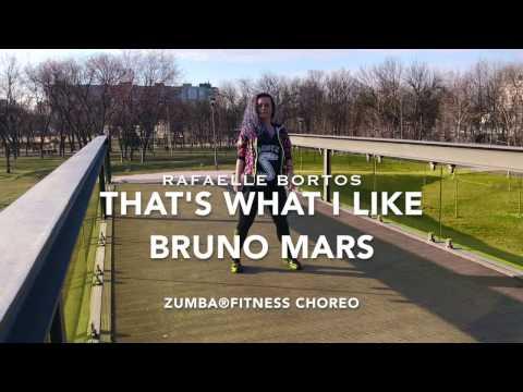 Rafaelle Bortos - That's what I like - Bruno Mars - Zumba®Fitness Choreo