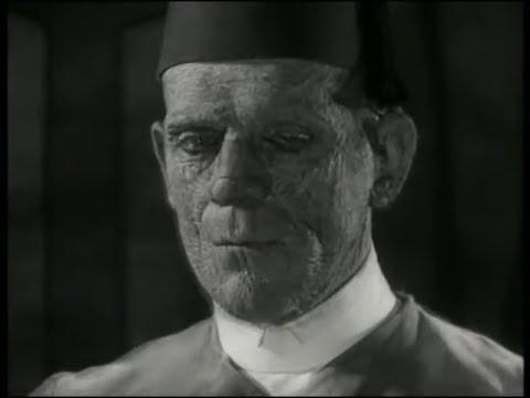 Boris Karloff & Bela LugosiThe Mster Mash