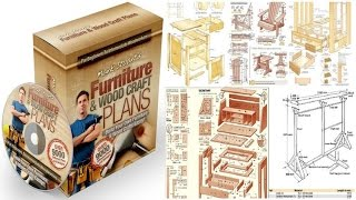 How To Make Your Own Furniture And Wood Crafts 9000+ Plans With Furniture & Wood Craft Plans E-book