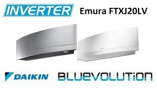 Обзор сплит-системы Daikin Emura FTXJ20LV Inverter