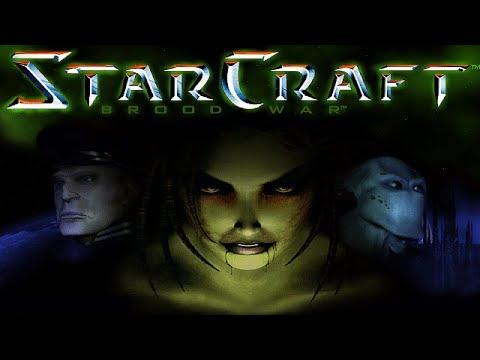 StarCraft: BroodWar - 4. Assault on Korhal - Terran Episode V: The Iron Fist - Campaign