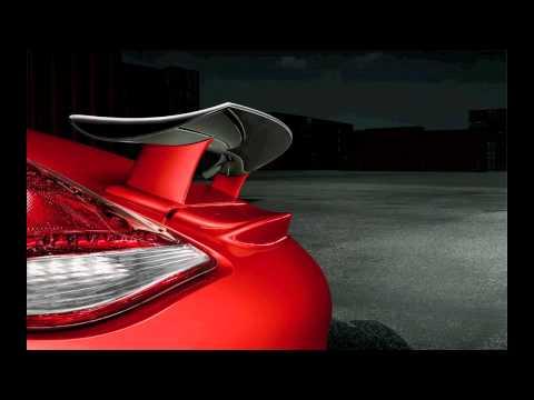 Porsche Cayman R Art in Motion 2012