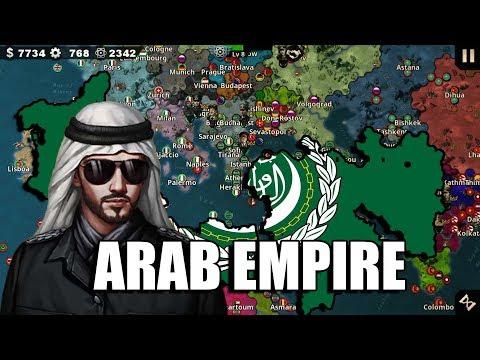 Pan-Arab Empire