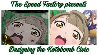 The Speed Factory presents: Designing the Kotobomb Civic (Need For Speed Payback)
