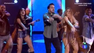 Despacito - Luis Fonsi /Fantastic Duo, España 11/05/ 2017
